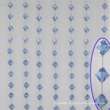 Cortina de Janela Cortina de Grânulo de Cristal