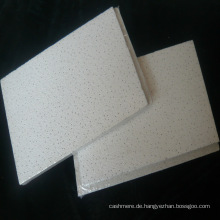 Sandy Strahlmittel Mineralfaserplatte (3D-Design und Dicke)