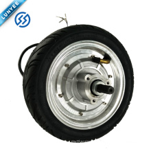 Brushless Hub Motor 24v 250w 350w 9 Inch For Electric Bike Scooter