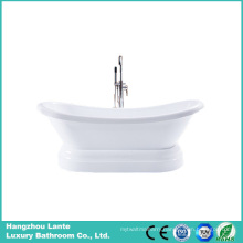2016 Popular Ellipse Acrylic Classic Freestanding Bathtub (LT-13T)