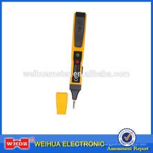 Contacto Detector de voltaje Detector de tensión ajustable Probador de voltaje digital Nuevo detector de voltaje de contacto de inducción VD06