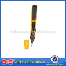 Контактные напряжения детектора Чувствительность Регулируемая тест карандаш цифровой напряжения тестер Новый индукции детектора напряжения прикосновения VD06