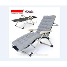 Новый сингл складной металлический кровать и стул/стул салона пляжа