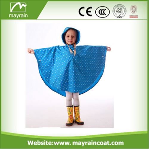 Polyester Cartoon Poncho