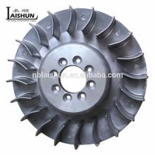 Fabrik OEM maßgeschneiderte Qualität Druckguss CNC-Bearbeitung Automobil Motorrad Aluminium Heizkörper