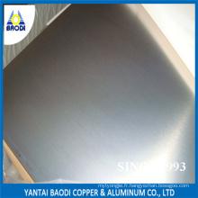 Prix de la bobine de feuille d'aluminium de bonne qualité