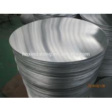 círculo de aluminio de utensilios de cocina
