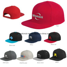 5-Panel Wollmischung Snapback