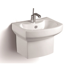 092g Wall Hung Ceramic Basin