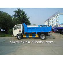4-5 toneladas de basura camión de basura