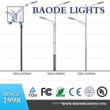 Factory Direct Zurück zu Zurück 150W LED Straßenlaterne