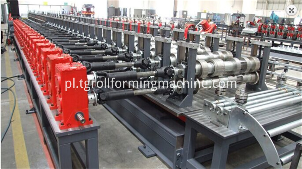 Animal Husbandry Profile Roll Forming Line