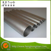 Best Selling ASTM B338 titânio soldado / tubo sem costura