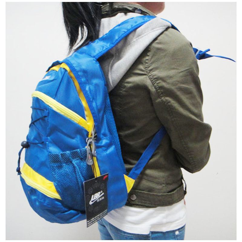 Blue Hiking Trekking Backpack