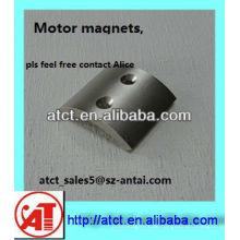 Arc Magnet mit Loch für Magnet-motor