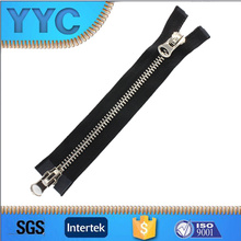 Simple Style Beautiful Two Way Plastic Zipper