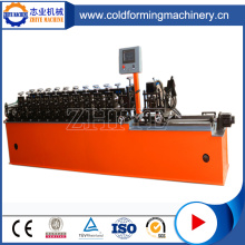 Zhiye Metal L Angle Profiles Cold Roll Forming Machine