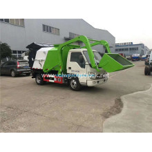 Forland small hydraulic open type garbage truck