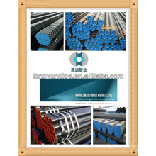 LOW price heavy calibre spiral steel pipe