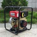 4 icnh landwirtschaftliche Bewässerung tragbare Diesel-Pumpen-Sets zum Verkauf in China gemacht