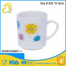 cheap plastic mug handle tumbler melamine drinkware