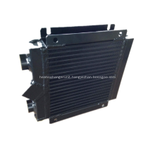 Bar-plate Brazed Aluminum Heat Exchanger for Wind Power