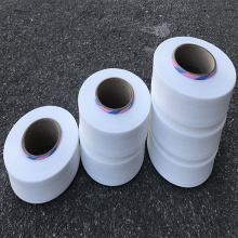 Spandex pour tricoter des fils de polyester teints