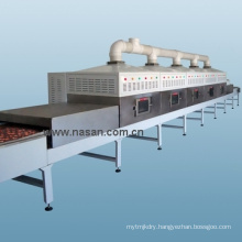 Nasan Microwave Seafood Drying Machine