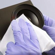 Limpieza de microfibra Cleanroom 0606 (Poliéster y material de celulosa)