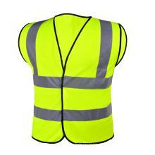Hi Viz safety Vest factory supply Work Wear High  Visibility CE certificated Reflective Safety Vest