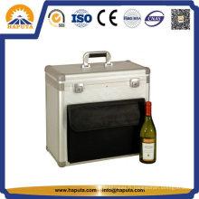 Nouvel étui de rangement en aluminium pour utilisation vin HEC-2006