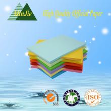 A4 Tamaño 80GSM Impresora de Oficina Copiadora Fotocopia en color Papel