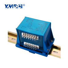 40VA ac 110V 220V 230V to dc 6v 12v 15v 18v 24v electric din rail power transformer