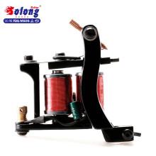 Solong-Spulen-Tätowierungs-Maschine für Körper-Kunst MZZ270 10 Spulen-Verpackungen Messing-Tätowierungs-Maschinen-Spule