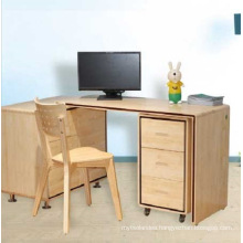 Bamboo Desk and Chair Bamboo Home Office Computer Desk