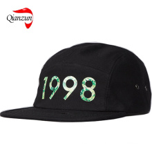 Diamond Hanf 1998 5 Panel Cap Schwarz