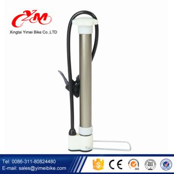 Alibaba Best Selling pump road bike/good quality track pump/bike pump fittings with three mouth