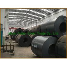 Placa de aço carbono Q195 Q235 Q345 com alta resistência