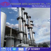 Álcool / Etanol Destilação Planta Industrial Álcool / Etanol Destilação Equipamento