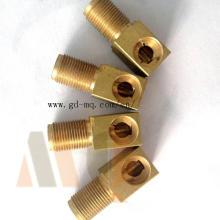 CNC Turning Brass Parts/Mass Production Turned Parts (MQ1030)
