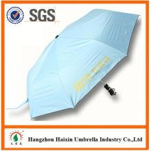Spezielle Print-Regenschirm begünstigt mit Logo