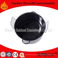 Esmalte Stock Pot 11qt Artículos de cocina Sunboat Customized