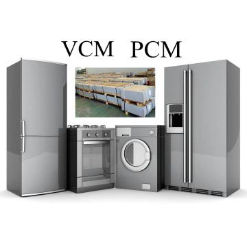 Película de PET o PVC Película de acero para electrodomésticos