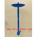 Multicolor Meilleur Qualité Narguilé En Aluminium Pipe Shisha Narguilé