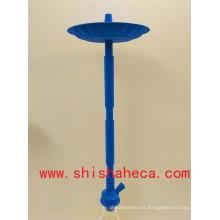 La cachimba de Shisha del tubo de fumar de Nargile al por mayor multicolor al por mayor