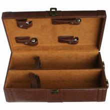 Boîte en bois cadeau personnalisé pour paquet / Bijoux / Vin / Thé (W08)