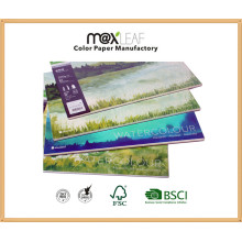 8k Aquarell Skizze Buch Tagebuch Zeichnung Notebook Set für Malerei