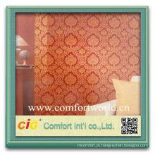 Moda design moderno belo padrão decorativo pvc vinil papel de parede