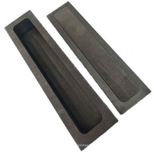 high purity ingot fine structure graphite boat mold