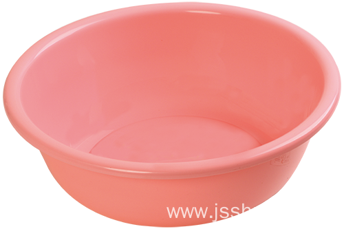 Home Round Plastic Wash Basin